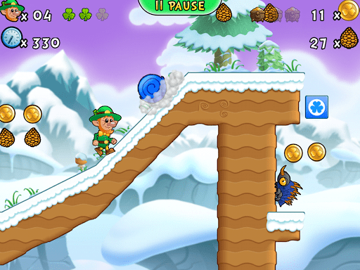 Скриншот Lep's World 3 для Android