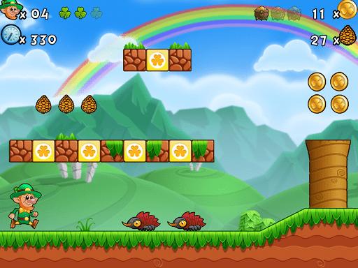 Скриншот Lep's World 3 для Android