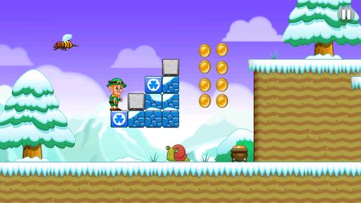 Скриншот Lep's World — Super Adventure! для Android