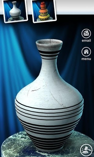 Скриншот Lets Create! Pottery для Android