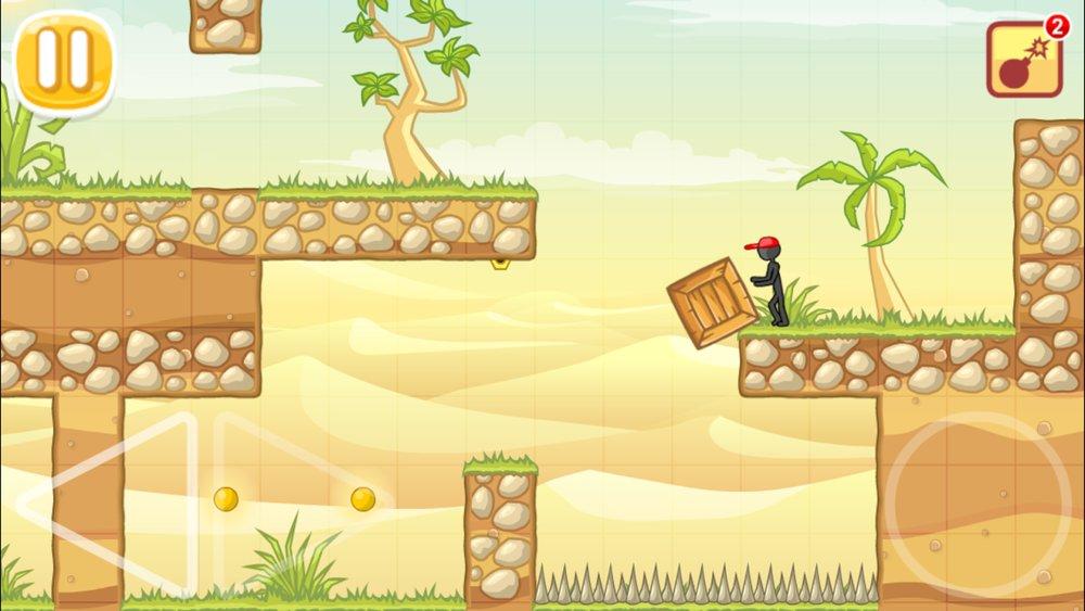 Скриншот Level Editor для Android