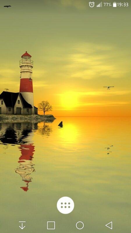 Скриншот Lighthouse 3D Pro для Android