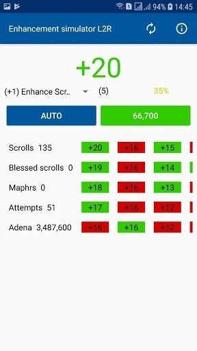 Скриншот Lineage 2 Revolution для Android