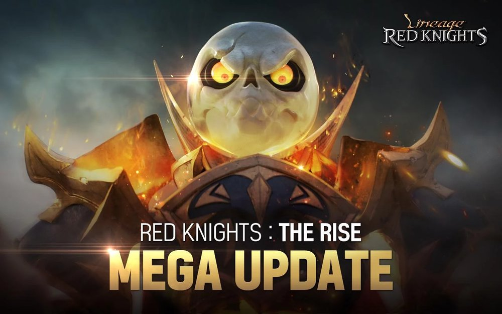 Скриншот Lineage Red Knights для Android