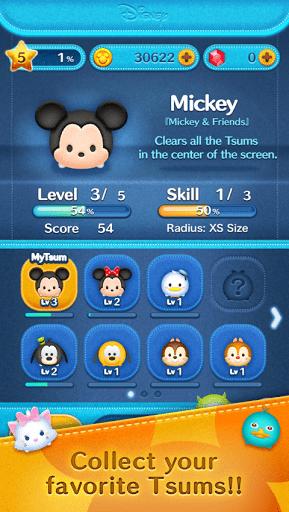 Скриншот LINE: Disney Tsum Tsum для Android