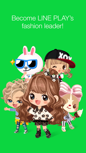 Скриншот LINE PLAY — Your Avatar World для Android