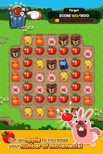 Скриншот LINE PokoPoko для Android