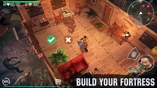 Скриншот Live Or Die: Survival для Android