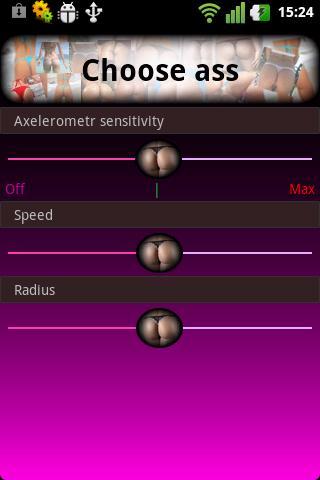 Скриншот Live Touch Butt / Живые попки для Android