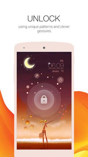 Скриншот Locker Master для Android