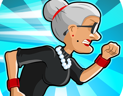 Angry Gran Run для Андроид скачать бесплатно