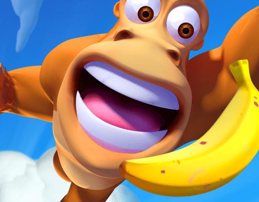 Banana Kong Blast для Андроид скачать бесплатно