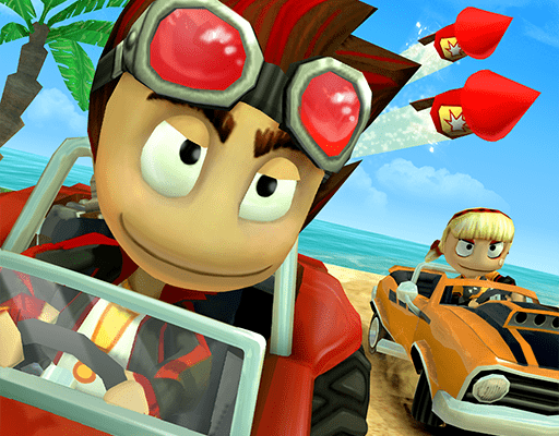 Beach Buggy Racing для Андроид скачать бесплатно