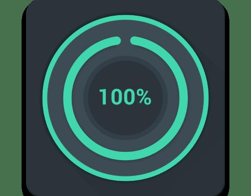 Beautiful Battery Disc для Андроид скачать бесплатно
