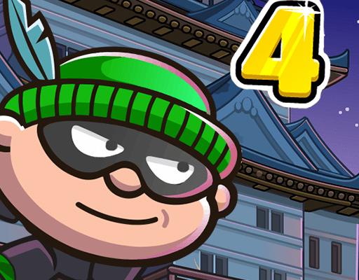 Bob The Robber 4 для Андроид скачать бесплатно