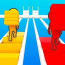 Bridge Race для Андроид скачать бесплатно