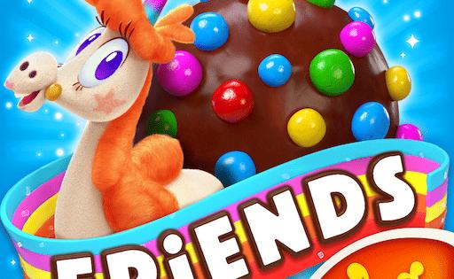 Candy Crush Friends Saga для Андроид скачать бесплатно