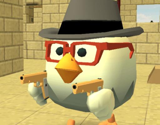 Chickens Gun для Андроид скачать бесплатно