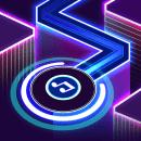 Dancing Ballz: Music Line для Андроид скачать бесплатно
