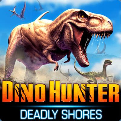 Dino hunter для Андроид скачать бесплатно