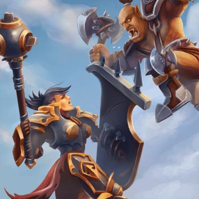 Dragon Champions для Андроид скачать бесплатно
