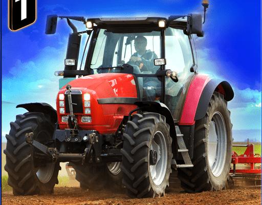 Farm Tractor Simulator 3D для Андроид скачать бесплатно