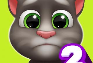 Говорящий кот Том 2 для Андроид скачать бесплатно