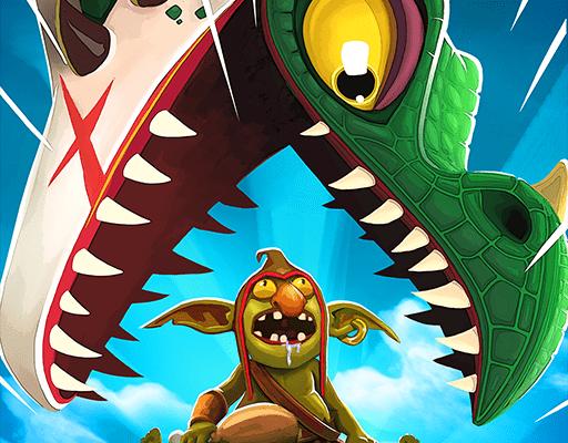 Hungry Dragon для Андроид скачать бесплатно
