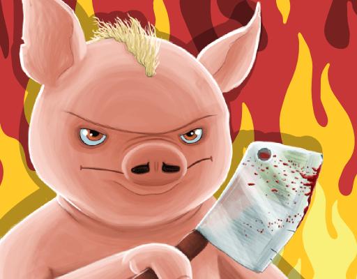 Iron Snout (Кунг-фу свин) для Андроид скачать бесплатно