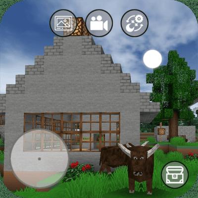 Mini Block Craft для Андроид скачать бесплатно