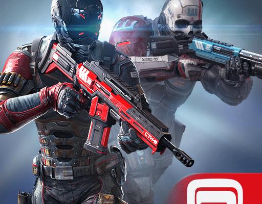 Modern Combat Versus для Андроид скачать бесплатно