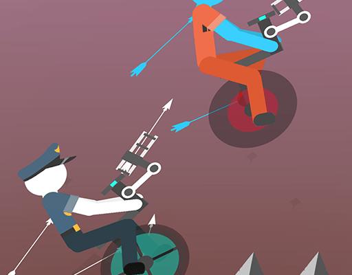 Mr Stick: Epic survival для Андроид скачать бесплатно
