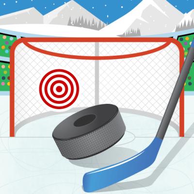 NHL Hockey Target Smash для Андроид скачать бесплатно