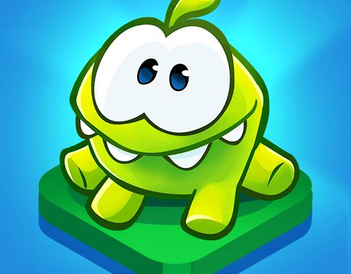 Om Nom: Bubbles для Андроид скачать бесплатно