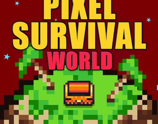 Pixel Survival World для Андроид скачать бесплатно