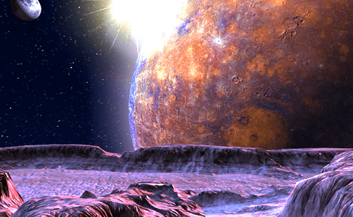 Planet X 3D Live Wallpaper для Андроид скачать бесплатно