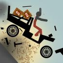 Ragdoll Dismounting для Андроид скачать бесплатно