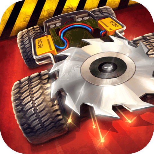 Скриншот Robot Fighting 2 — Minibots для Android