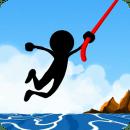 Rope Pull: Extreme Swing для Андроид скачать бесплатно