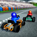 Rush Kart Racing 3D для Андроид скачать бесплатно