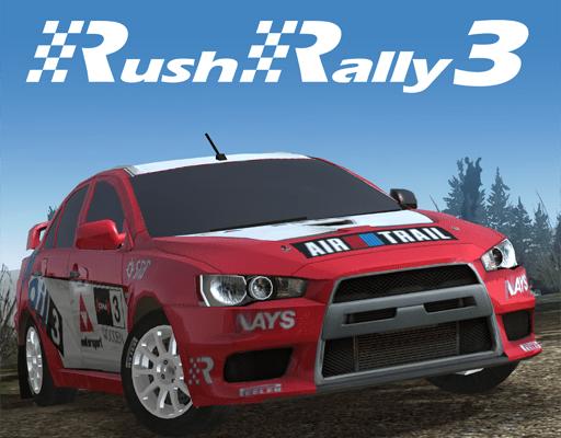 Rush Rally 3 для Андроид скачать бесплатно