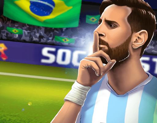 Soccer Star 2018 World Legend для Андроид скачать бесплатно