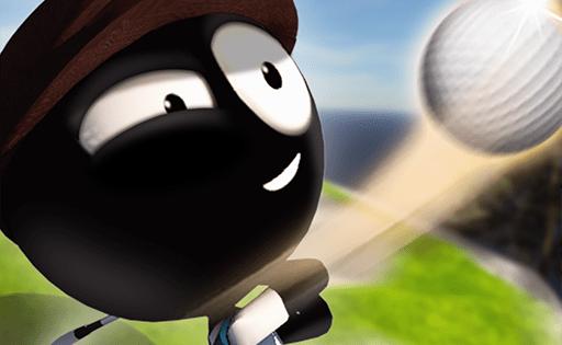 Stickman Cross Golf Battle для Андроид скачать бесплатно