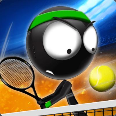 Stickman Tennis для Андроид скачать бесплатно