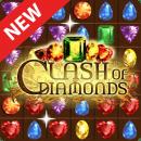 Столкновение Diamonds - Матч 3 для Андроид скачать бесплатно