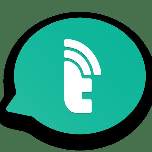 Скриншот Talkray — Бесплатные звонки для Android