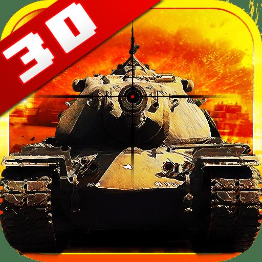 Скриншот Танк солдат: бесконечный бой для Android