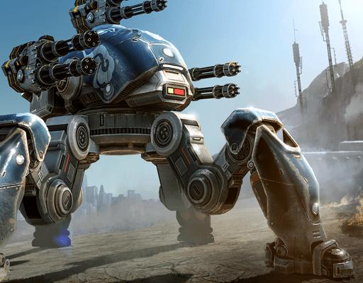 Walking War Robots для Андроид скачать бесплатно