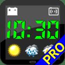 Weather Night Dock PRO для Андроид скачать бесплатно