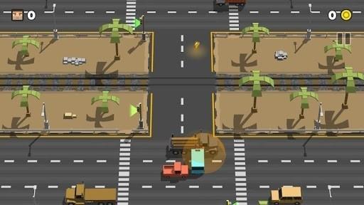 Скриншот Loop Taxi для Android